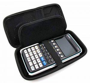 Duragadget Coque de Protection Rigide pour calculatrices Graphiques | scientifiques | financières (Casio, Texas Instruments, HP) Calculatrice Non fournie de la marque Duragadget image 0 produit