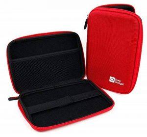 Duragadget Coque Rouge Rigide pour Helect 2 Lignes H1002, HP 17bII+, HP 10s+, HP 300s+, HP 40GS & HP 50G Calculatrice Collège/Scientifique/Graphique de la marque Duragadget image 0 produit