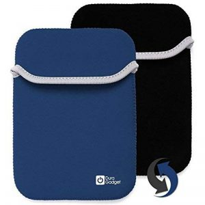 Duragadget Housse néoprène réversible Noir/Bleu pour Casio FX 92, Graph 35+ E, Graph 25+ E calculatrices scientifiques de la marque Duragadget image 0 produit