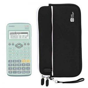 Duragadget Housse pour Casio FX 92, Graph 35+ E, Graph 25+ E, Graph 75+ E, Graph 100+ calculatrices scientifiques/Graphiques - Noir résistant à l'eau de la marque Duragadget image 0 produit