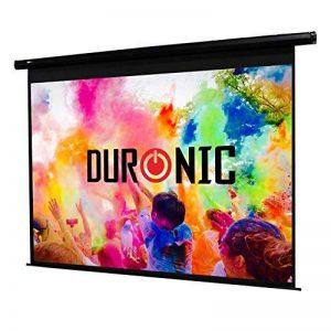 Duronic EPS/Remote Télécommande sans-fil (non filaire) pour écran de projection électrique EPS Duronic - 4K Full HD 1080 3D Gain 1.0 - Idéal pour Home cinéma/Présentations / écoles/campus / PRO de la marque Duronic image 0 produit