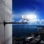 Duronic PB02XL Support vidéoprojecteur universel inclinable et rotatif - Bras extensible / télescopique - Installation murale ou plafond - Capacité 10 kg - Idéal pour home cinémas, jeux vidéos, présentations, conférences de la marque Duronic image 1 produit