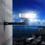 Duronic PB04XL Support vidéoprojecteur universel Inclinable et Rotatif - Bras extensible / télescopique - Installation murale ou plafond - Capacité 13,6 kg - Idéal pour home cinémas, jeux vidéos, présentations, conférences de la marque Duronic image 1 produit