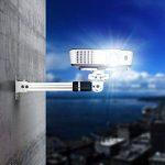 Duronic PB06XL Support vidéoprojecteur universel inclinable et rotatif - Bras extensible / télescopique - Capacité 13,6 kg - Installation plafond - Idéal pour home cinémas, jeux vidéos, présentations, conférences de la marque Duronic image 1 produit