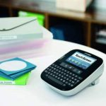 Dymo LabelManager 500TS Etiqueteuse de Bureau Ecran Tactile Clavier AZERTY de la marque DYMO image 1 produit