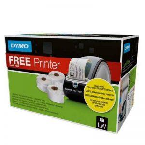 Dymo LabelWriter 450 Imprimante d'Étiquettes USB et 3 Rouleaux d'Étiquettes de la marque DYMO image 0 produit