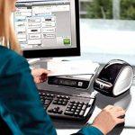 Dymo LabelWriter 450 Imprimante d'Étiquettes USB et 3 Rouleaux d'Étiquettes de la marque DYMO image 3 produit