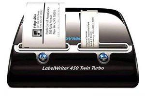 Dymo LabelWriter Twin Turbo Imprimante d' étiquettes USB de la marque DYMO image 0 produit