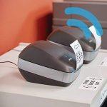 DYMO LabelWriter Wireless Imprimante d'étiquettes sans Fil, Noire de la marque DYMO image 3 produit