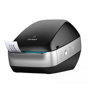 DYMO LabelWriter Wireless Imprimante d'étiquettes sans Fil, Noire de la marque DYMO image 0 produit