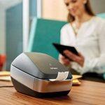DYMO LabelWriter Wireless Imprimante d'étiquettes sans Fil, Noire de la marque DYMO image 2 produit