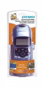 Dymo LetraTag LT-100H Plus Étiqueteuse Portable avec support mural aimanté de la marque DYMO image 0 produit