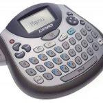 Dymo LT S0758370 Letra Tag - 100T, Étiqueteuse Électronique de la marque DYMO image 1 produit