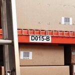DYMOLW Étiquettes industrielles résistantes pour étiqueteuses LabelWriter, plastique blanc, 57x32mm, rouleau de 800 (1933084) de la marque DYMO image 4 produit