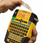 Dymo Rhino 4200 Étiqueteuse Professionnelle Électronique Portable Clavier AZERTY de la marque DYMO image 2 produit