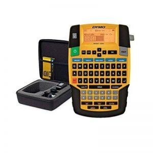 DYMO RHINO 4200 Transfert thermique imprimante pour étiquettes - Imprimantes pour étiquettes (Transfert thermique, LCD, 1,9 cm, Code 128 (A/B/C),Code 39, Noir, Jaune, QWERTZ) de la marque DYMO image 0 produit