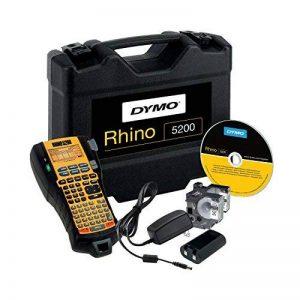 Dymo Rhino 5200 Étiqueteuse Électronique Portable - Kit avec malette de transport (Version UK) de la marque DYMO image 0 produit