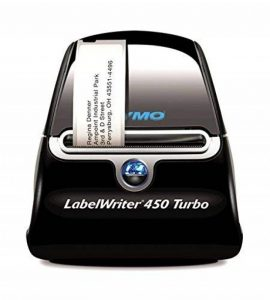 Dymo - S0838820 LabelWriter 450 Turbo Imprimante d'Etiquettes USB de la marque DYMO image 0 produit