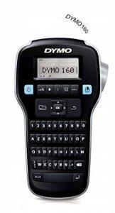 Dymo - S0946350 - LabelManager 160 Étiqueteuse Portable Clavier AZERTY de la marque DYMO image 0 produit
