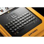 Dymo XTL 500 Étiqueteuse Industrielle Portable Clavier AZERTY (Version FR/BE) - Malette de la marque DYMO image 4 produit