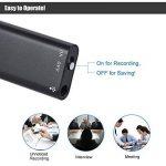 Electro-Weideworld - Mini 8Go USB Multifonctionnel Enregistreur Numérique Vocal Dictaphone Lecteur MP3 SK-892 de la marque Electro-weideworld image 4 produit