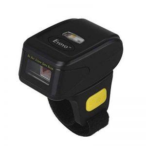 Elikliv Eyoyo Mini Scanner Bluetooth sans fil Handheld MJ-R30 sur Anneau de Doigt Barcode Lecteur de Code à Barre pour Android, pour iOS et Windows de la marque Eyoyo image 0 produit