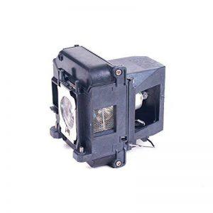 ELPLP57lampe de rechange avec boîtier pour Epson EB-460Vidéoprojecteur EB-440W EB-450W EB-450Wi 455Wi EB-465i EB-460i EB-465i Eb-c450u de la marque LAMTOP image 0 produit