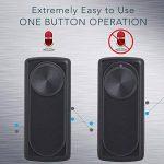 Enregistreur audio espion - Fonction d'Activation Vocale - Capacité de 90 heures sur 8 Go de mémoire - Batterie de 20 heures - dotON by aTTo digital de la marque aTTo digital image 2 produit