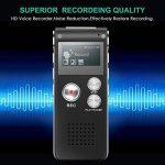 enregistreur audio hd TOP 11 image 3 produit