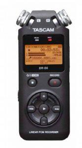 enregistreur audio stéréo TOP 2 image 0 produit