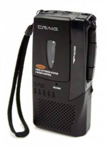 enregistreur micro cassette TOP 1 image 0 produit