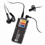Enregistreur Numérique Vocal Voix Dictaphone 8 GB Go USB MP3 de la marque Vicloon image 3 produit