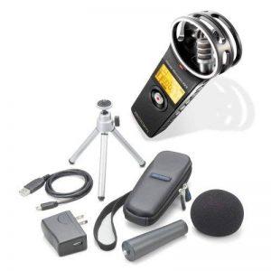 Enregistreur ZOOM H1 + ACCESSOIRES Portable - stereo de la marque Zoom image 0 produit