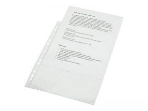 enveloppes s'accrochent DIN A4 Enveloppe d'un Prospectus simplifié 80 mic supérieur PAGE ouvert haute qualité voir Housse haute qualité de la marque r&b Laminiersysteme image 0 produit