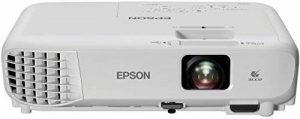 Epson EB-S05 SVGA Vidéoprojecteur, Technologie 3LCD, 3,200 Lumen, Blanc de la marque Epson image 0 produit