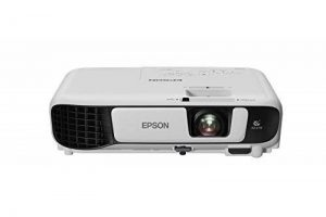 """Epson EB-S41 Projecteur de Bureau 3300ANSI Lumens 3LCD SVGA (800x600) Blanc Vidéo-projecteur - Vidéo-projecteurs (3300 ANSI Lumens, 3LCD, SVGA (800x600), 15000:1, 4:3, 762 - 7620 mm (30 - 300"""")) de la marque Epson image 0 produit"""