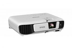 """Epson EB-X41 Projecteur de Bureau 3600ANSI lumens 3LCD XGA (1024x768) Blanc vidéo-projecteur - vidéo-projecteurs (3600 ANSI lumens, 3LCD, XGA (1024x768), 15000:1, 4:3, 762 - 7620 mm (30 - 300"""")) de la marque Epson image 0 produit"""