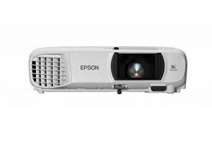 Epson EH-TW650 Projecteur de bureau 3100ANSI lumens 3LCD 1080p (1920x1080) Blanc vidéo-projecteur - Vidéo-projecteurs (3100 ANSI lumens, 3LCD, 1080p (1920x1080), 15000:1, 16:9, 762-7620 mm (30-300)) de la marque Epson image 0 produit