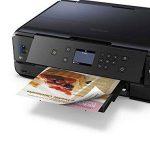 Epson Expression Premium XP-900 3en1 Imprimante Multifonction à Jet d'encre – imprimante DIN A3, Scanner, photocopieur, WiFi, Duplex, Impression sur CD/DVD, Cartouches Individuelles – Noir de la marque Epson image 1 produit