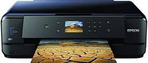 Epson Expression Premium XP-900 3en1 Imprimante Multifonction à Jet d'encre – imprimante DIN A3, Scanner, photocopieur, WiFi, Duplex, Impression sur CD/DVD, Cartouches Individuelles – Noir de la marque Epson image 0 produit