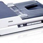 Epson GT 1500 Scanner à plat Legal 1200 ppp x 2400 ppp Chargeur automatique de documents ( 40 feuilles ) Hi-Speed USB de la marque Epson image 1 produit