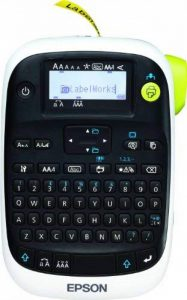 EPSON LabelWorks LW-400 Etiqueteuse professionnelle portable - Qwerty de la marque Epson image 0 produit