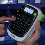 EPSON LabelWorks LW-400 Etiqueteuse professionnelle portable - Qwerty de la marque Epson image 3 produit