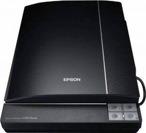 Epson Perfection Photo V370 Scanner à plat 4800 dpi, USB 2.0 Noir de la marque Epson image 0 produit