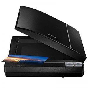 Epson Perfection V370 Film/slide scanner 4800 x 9600DPI A4 Noir - Scanners (4800 x 9600 DPI, 48 bit, 48 bit, Film/slide scanner, Noir, ReadyScan LED) de la marque Epson image 0 produit