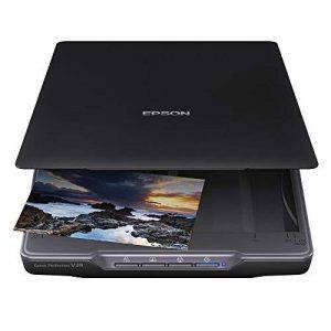 Epson Perfection V39 Scanner à Plat Gris foncé de la marque Epson image 0 produit