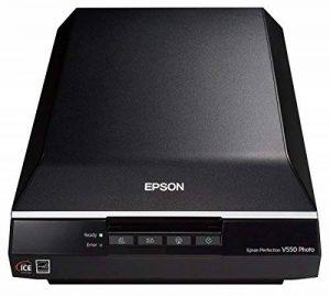 Epson Perfection V550 Photo Scanner à plat Noir de la marque Epson image 0 produit