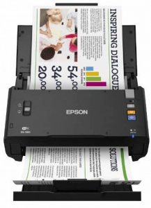Epson Workforce Ds-560 Scanner A4 à chargeur de document, Wi-fi direct, USB de la marque Epson image 0 produit