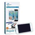 """ER-ESTAVEL Vitre Tactile LCD compatible pour iPhone 6 Blanc Ecran Réparation inclus Gratuit Outils(4,7"""") de la marque ER-ESTAVEL image 1 produit"""