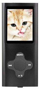 ES Traders - Lecteur MP3- Musique - 8Go - avec Radio, enregistreur Vocal, Jeux -4e Génération de la marque ES Traders image 0 produit